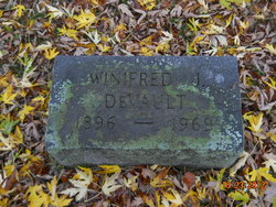 Winifred J DeVault