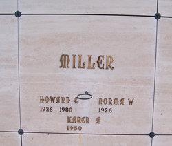 Norma W Miller