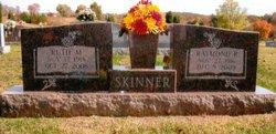 Ruth Maxine <I>Morris</I> Skinner