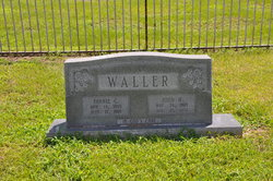 Fannie C Waller