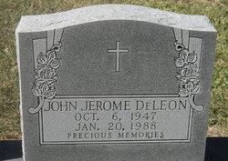 John Jerome DeLeon