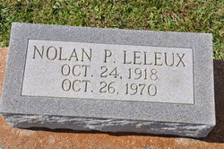 Nolan LeLeux, Sr