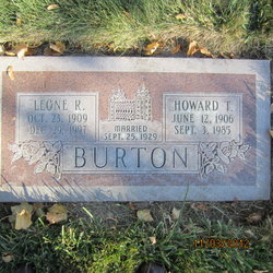 Leone <I>Risley</I> Burton