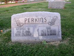 Ada <I>Shafer</I> Perkins