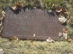 Gordon Earl Tuttle
