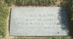 James N Lowe