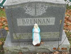 Jeanette <I>Cantie</I> Brennan