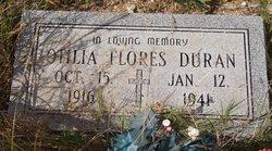 Otilia <I>Flores</I> Duran
