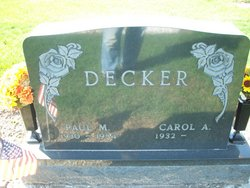 Paul M Decker