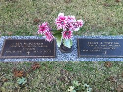Peggy J. Popham