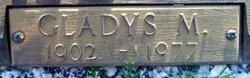 Gladys <I>McKnight</I> Sissons
