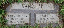 Rev Earl L. Van Sipe