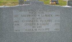 Antoinette <I>Plouffe</I> La Rock