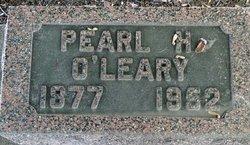 Pearl H. <I>Phelps</I> O'Leary