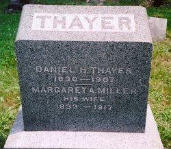 Margaret A. <I>Miller</I> Thayer