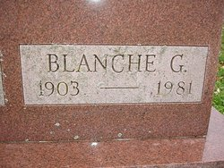 Blanche G. Hingre