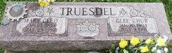 """Mary Cleotra """"Cleo"""" <I>Furr</I> Truesdel"""