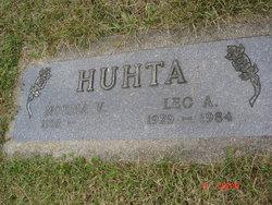 Leo A. Huhta