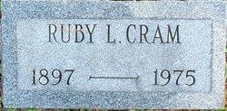 Ruby Lillian Cram