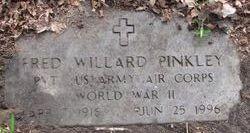 Fred Willard Pinkley