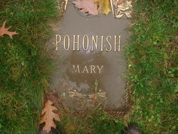 Mary Pohonish