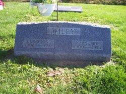 Warne Joe Wiley