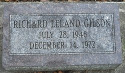Richard Leland Gilson