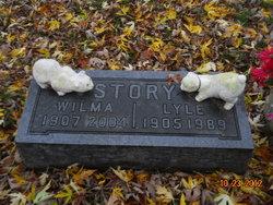 Wilma H <I>Knickerbocker</I> Story