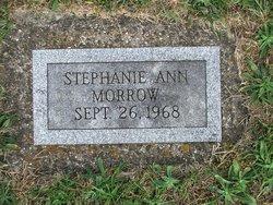 Stephanie Ann Morrow