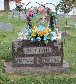 Clayton Elbert Sutton