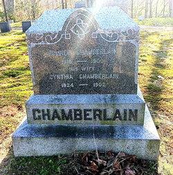 Cynthia <I>Clapp</I> Chamberlain