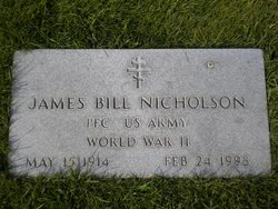 James Bill Nicholson