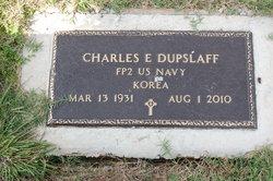Charles E. Dupslaff