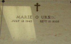Marie O. Ursin