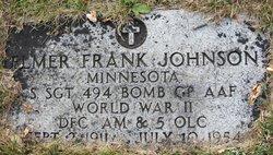 Elmer Frank Johnson
