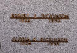 Robert S Dickinson