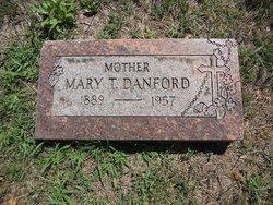 Mary Theresa <I>Young</I> Danford
