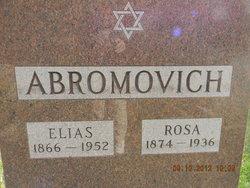 Elias Abromovich
