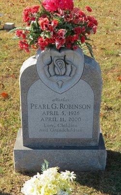 Pearl G. Robinson