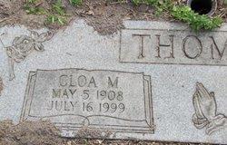 Cloa M <I>Byrd</I> Thomas