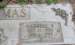 Haskell A Thomas