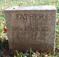 Thomas Nelson Hedge