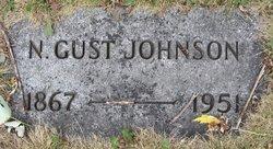 N Gust Johnson