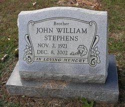 John William Stephens