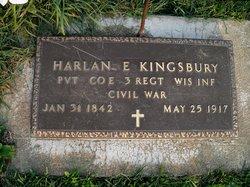 Harlan E. Kingsbury