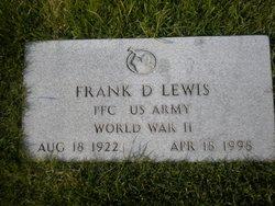 Frank Dee Lewis