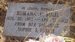 Romana C. Soliz