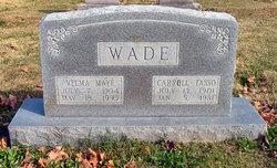 Carrell Tasso Wade
