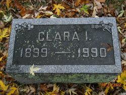 Clara I Gillespie