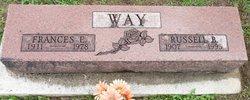Frances E. Way